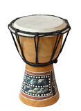 African drum Royalty Free Stock Photos