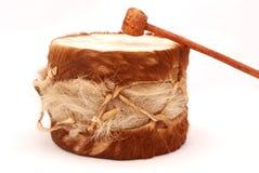 african drum Arkivfoto