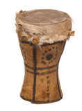 African drum cutout Royalty Free Stock Image