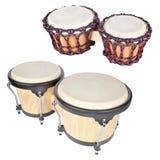 African drum Stock Photos