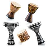 African drums Royalty Free Stock Photo