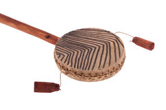 African ethnic handmade drum Stock Images