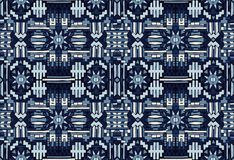 African ethnic print. The Aztec pattern. Oriental lace tape. Indian jewel. Embro. Idery on fabric. Asian ornament. Tribal art. Japanese, Oriental pattern. The Royalty Free Stock Photos