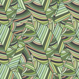 African ethnic seamless pattern Royalty Free Stock Photos