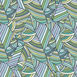 African ethnic seamless pattern. Boho art print. Bright background for fabric, clothing, wallpaper, scrapbooking. Abstract seamless pattern Stock Photography