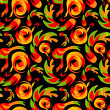 African ethnic seamless pattern royalty free stock illustration Royalty Free Stock Image