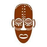 African Ethnic Tribal mask Stock Photography