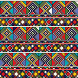 African ethno pattern Royalty Free Stock Image