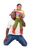 African family Royalty Free Stock Images