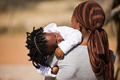 African family Stock Image