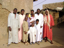 African family royalty free stock photos