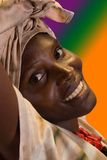 African fashion Royalty Free Stock Photos