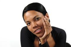 African fashion woman Stock Photos