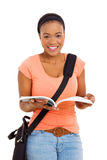 African female student Stock Image