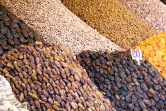 African fruits in a market Stock Images