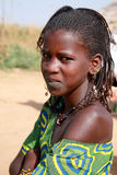African girl Stock Images