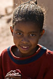 African girl Stock Image