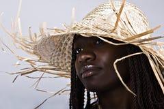 African girl Stock Image