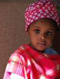 African girl Royalty Free Stock Images