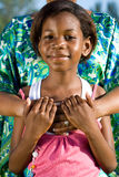 African girl Royalty Free Stock Photos