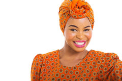 African girl close up Stock Photo