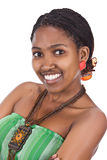 African girl portrait Royalty Free Stock Photo