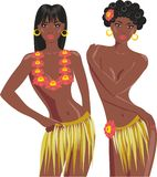 African girls Stock Images
