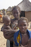 African girls Royalty Free Stock Photography