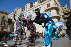 African group Stock Photos