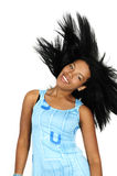 African hair beauty Royalty Free Stock Photo