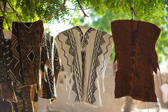 African handicraft Royalty Free Stock Photography