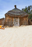 African house Royalty Free Stock Image