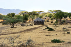 African house Stock Photos