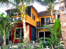 African house - Senegal royalty free stock photo