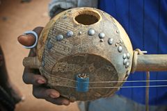 African Instrument Stock Photos