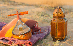 African instrument Royalty Free Stock Photo