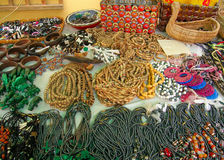African Jewelery Royalty Free Stock Photos