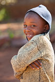 African kid royalty free stock images
