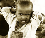 African kids Royalty Free Stock Photography