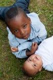 African Kids Royalty Free Stock Image