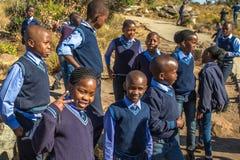 African kids Stock Photo