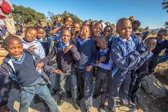 African kids Royalty Free Stock Photo