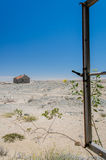 African landscapes - Diamond Area Namibia Stock Images