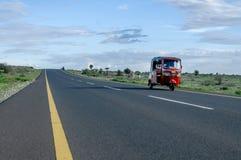 African landscapes - Lake Manyara National Park Tanzania Royalty Free Stock Image