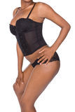 African lingerie Stock Image