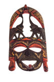 African maasai mask Stock Images