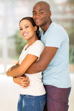 African man girlfriend Stock Photography