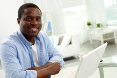 African man Royalty Free Stock Image