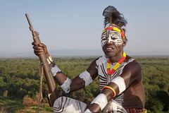 African man Royalty Free Stock Photo