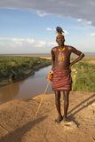 African man Royalty Free Stock Photography